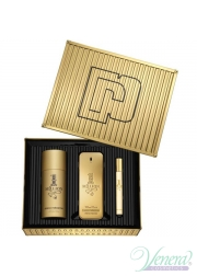 Paco Rabanne 1 Million Set (EDT 100ml + EDT 10ml + Deo Spray 150ml) για άνδρες Αρσενικά Σετ