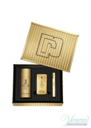 Paco Rabanne 1 Million Set (EDT 50ml + EDT 10ml + Deo Spray 150ml) για άνδρες Αρσενικά Σετ