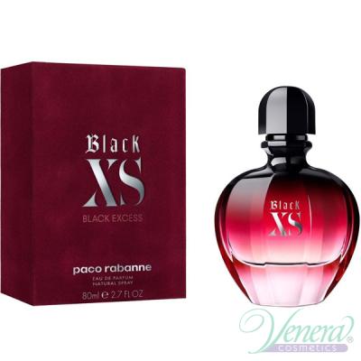 Paco Rabanne Black XS Eau de Parfum EDP 80ml за Жени БЕЗ ОПАКОВКА Дамски Парфюми без опаковка
