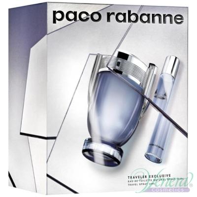 Paco Rabanne Invictus Комплект (EDT 100ml ...