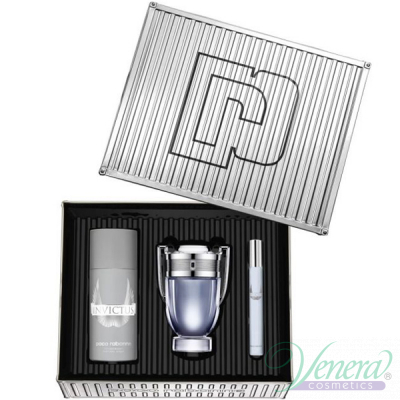Paco Rabanne Invictus Set (EDT 50ml + EDT ...