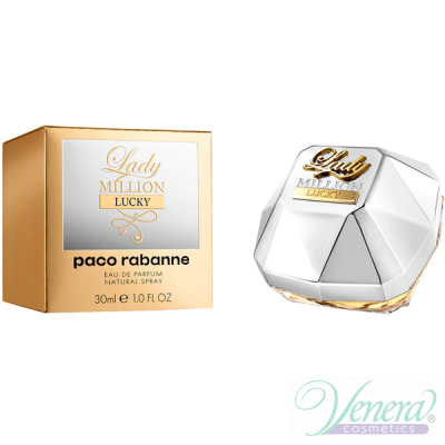 Paco Rabanne Lady Million Lucky EDP 30ml за Жени
