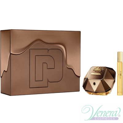 Paco Rabanne Lady Million Prive Комплект (EDP 50ml + EDP 10ml) за Жени