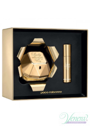 Paco Rabanne Lady Million Set (EDP 80ml + EDP 10ml) για γυναίκες Women's Gift sets