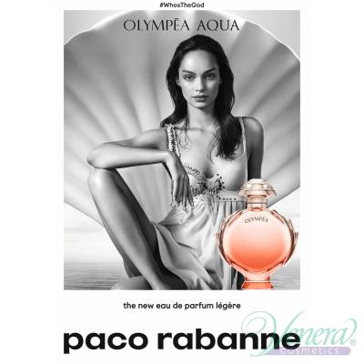 Paco Rabanne Olympea Aqua Eau de Parfum Legere EDP 50ml за Жени Дамски Парфюми