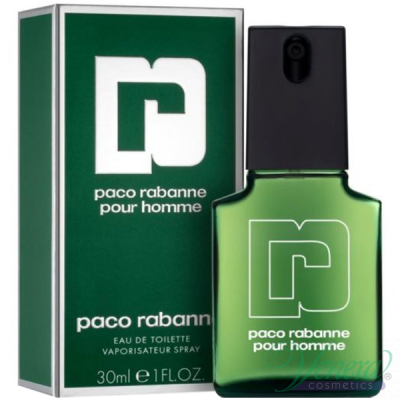 Paco Rabanne Paco Rabanne Pour Homme EDT 30ml за Мъже Мъжки Парфюми