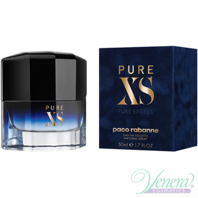 Paco Rabanne Pure XS EDT 50ml for Men Men's Fragrance