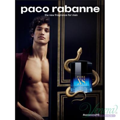 Paco Rabanne Pure XS Комплект (EDT 100ml + Deo Spray 150ml) за Мъже Мъжки Комплекти