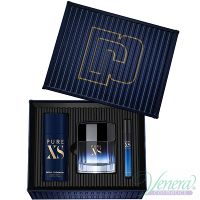 Paco Rabanne Pure XS Set (EDT 100ml + EDT ...