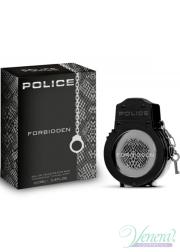 Police Forbidden For Man EDT 100ml για άνδρες