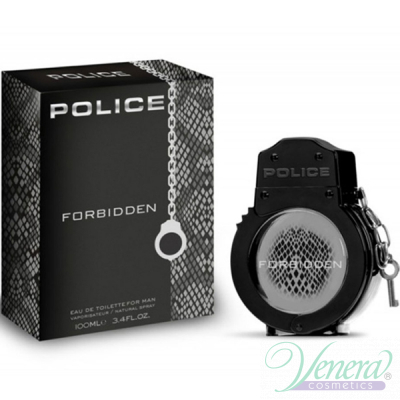Police Forbidden For Man EDT 100ml за Мъже