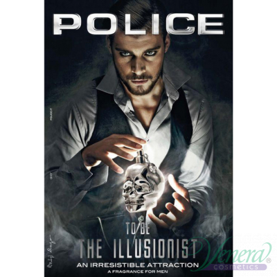 Police To Be The Illusionist EDT 75ml за Мъже