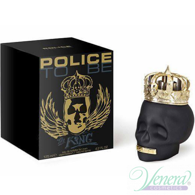 Police To Be The King EDT 125ml за Мъже