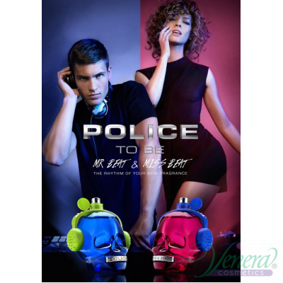 Police To Be Miss Beat EDP 125ml за Жени Дамски Парфюми