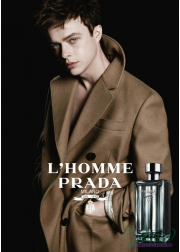 Prada L'Homme EDT 50ml για άνδρες  Αρσενικά Αρώματα
