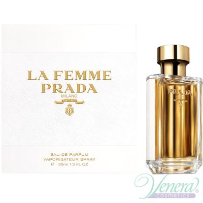 Prada La Femme EDP 35ml за Жени Дамски Парфюми