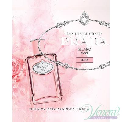 Prada Les Infusions de Prada Rose 2017 EDP 100ml за Жени БЕЗ ОПАКОВКА Дамски Парфюми без опаковка