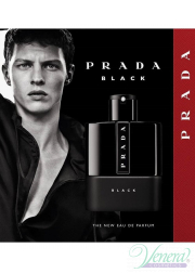 Prada Luna Rossa Black EDP 50ml για άνδρες Αρσενικά Αρώματα