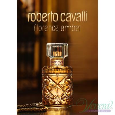 Roberto Cavalli Florence Amber EDP 75ml за Жени Дамски Парфюми