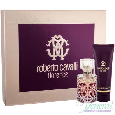 Roberto Cavalli Florence Комплект (EDP 50ml + BL 75ml) за Жени Дамски Комплекти