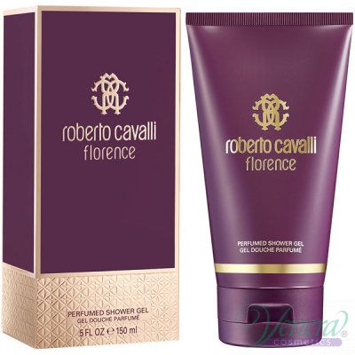 Roberto Cavalli Florence Shower Gel 150ml pentru Femei Women's face and body products