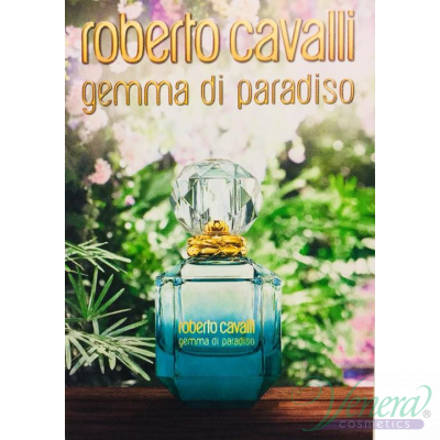 Roberto Cavalli Gemma di Paradiso EDP 75ml pentru Femei Women's Fragrance