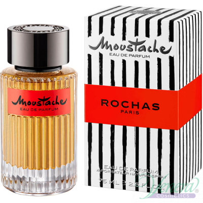 Rochas Moustache EDP 75ml за Мъже