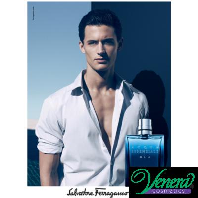 Salvatore Ferragamo Acqua Essenziale Blu EDT 100ml pentru Bărbați produs fără ambalaj