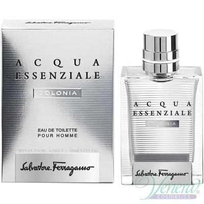 Salvatore Ferragamo Acqua Essenziale Colonia EDT 50ml за Мъже Мъжки Парфюми