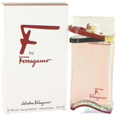Salvatore Ferragamo F by Ferragamo EDP 90ml за Жени Дамски Парфюми
