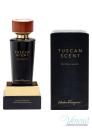 Salvatore Ferragamo Tuscan Scent Incense Suede EDP 75ml за Мъже и Жени БЕЗ ОПАКОВКА