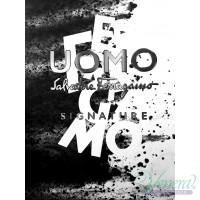 Salvatore Ferragamo Uomo Signature Salvatore Ferragamo Комплект (EDP 100ml + EDP 10ml + SG 100ml) за Мъже Мъжки Комплекти