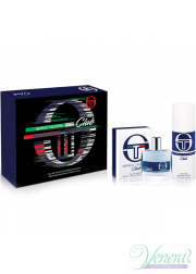 Sergio Tacchini Club Set (EDT 50ml + Deo Spray 150ml) για άνδρες Men's Gift sets