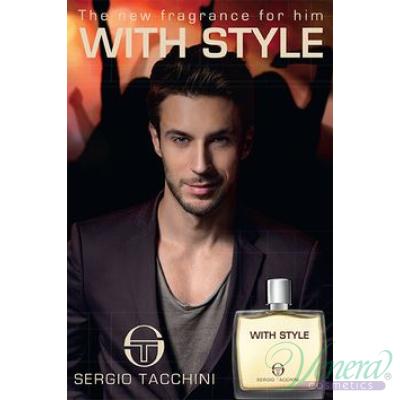 Sergio Tacchini With Style EDT 50ml за Мъже Мъжки Парфюми