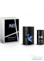 Thierry Mugler A*Men Set (EDT 100ml + Deo Stick 75ml) για άνδρες Αρσενικά Σετ