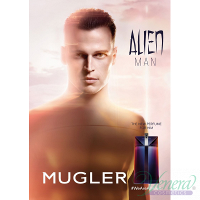 Thierry Mugler Alien Man EDT 50ml за Мъже