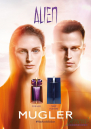 Thierry Mugler Alien Man Комплект (EDT 50ml + SG 50ml) за Мъже