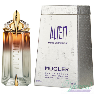 Thierry Mugler Alien Musc Mysterieux EDP 90ml за Жени Дамски Парфюми