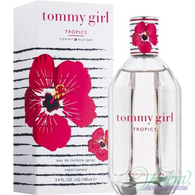 Tommy Hilfiger Tommy Girl Tropics EDT 100ml за Жени Дамски Парфюми