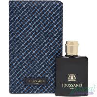 Trussardi Uomo 2011 Комплект (EDT 50ml + Passport Case) за Мъже Мъжки Парфюми