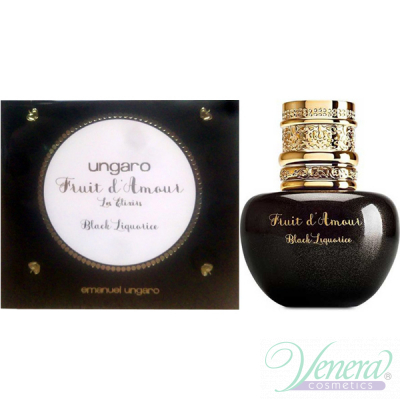 Ungaro Fruit d'Amour Les Elixir Black Liquorice EDP 100ml за Жени Дамски Парфюми