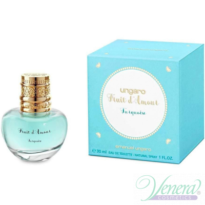 Ungaro Fruit d'Amour Turquoise EDT 30ml за...