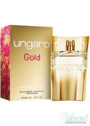 Ungaro Gold EDT 90ml για γυναίκες Γυναικεία αρώματα