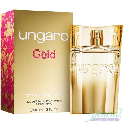 Ungaro Gold EDT 90ml за Жени Дамски Парфюми