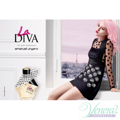 Ungaro La Diva Body Lotion 200ml pentru Femei Women's face and body products