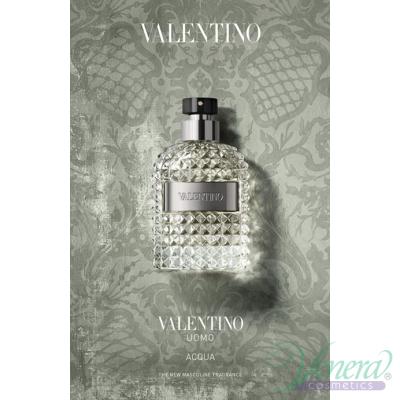 Valentino Uomo Acqua EDT 75ml за Мъже Мъжки Парфюми