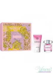 Versace Bright Crystal Set (EDT 30ml + BL 50ml) για γυναίκες Γυναικεία σετ