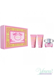 Versace Bright Crystal Set (EDT 50ml + BL ...