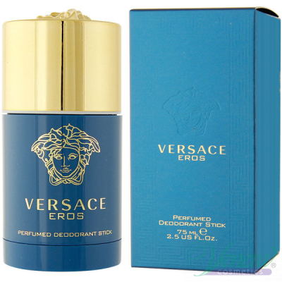Versace Eros Deo Stick 75ml for Men Face Body and Products