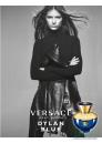 Versace Pour Femme Dylan Blue Комплект (EDP 100ml + EDP 10ml + BL 150ml) за Жени Дамски Комплекти